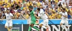 Groupe C : Grèce 2 - 1 Cote d'Ivoire - Coupe du monde - Brésil 2014