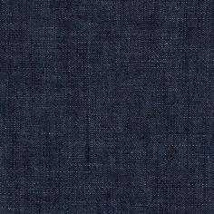 "Cotton/Linen Chambray Shirting Indigo - FM-040 13.38 per yard regular 16.98 per yard 58"" wide"