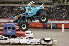 Jurassic Attack | Monster Trucks Wiki | Fandom powered by Wikia Monster Trucks, Monster Truck Birthday, Monster Jam, Old Trucks, Fire Trucks, Pickup Trucks, Lifted Trucks, Truck Room, Truck Art