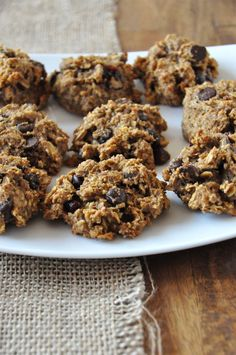 Vegan Everything Breakfast Cookies Recipe (Breakfast = okay, Cookie = okay, Breakfast + Cookie = ?!)