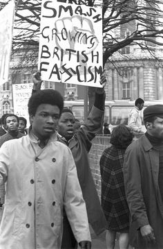 Lost Legacy of the British Black Panthers / Photos: Neil Kenlock