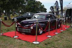 Winner of the Beach Hop VIP Experience 1946 Ford Coupe - Rachelle Armstrong  She entered the comp on this Facebook page & won:  2 x Entry Tickets to Sony Beach Hop 2013  2 x T Shirt Vouchers a Sony iPod Dock  and a VIP spot for her car on the Sony stand