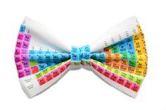 Periodic Table of Elements print Bow Tie with Adju di Unique Chic Bowtique su DaWanda.com
