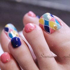 Nails How Safe Laser Hair Removal Works The word laser is an acronym for: light amplification by sti Pretty Toe Nails, Cute Toe Nails, Pretty Toes, Diy Nails, Pedicure Designs, Toe Nail Designs, Coffin Nails, Acrylic Nails, Feet Nail Design