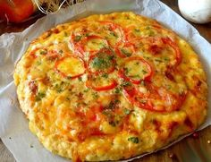 Rețete cu carne Archives - Page 29 of 96 - Bucatarul. Pizza Recipes, Low Carb Recipes, Vegetable Pizza, Quiche, Food And Drink, Bread, Meals, Vegetables, Cooking