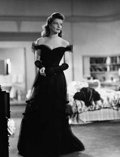 1942 Katherine hepburn - Woman of the year