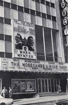ABC Theatre Blackpool - known as the Syndicate before it was demolished Retro Pictures, Old Pictures, Blackpool Uk, West End Theatres, Preston Lancashire, Morecambe, British Seaside, Old Street, Burnley