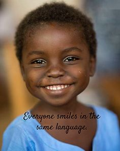 happy smile / portraits of africa Precious Children, Beautiful Children, Beautiful Babies, Beautiful People, Beautiful Smile, Perfect Smile, Gorgeous Eyes, Just Smile, Smile Face
