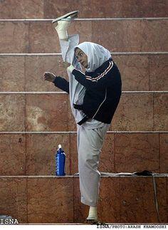 hijab kick boxers - Google Search