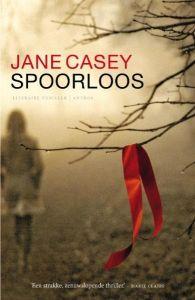 Tip van Dini: Spoorloos -  Jane Casey