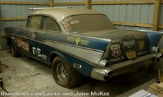Great Barn find-- so cool