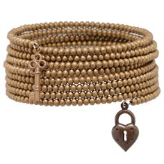 Key of Gold Bracelet   Fusion Beads Inspiration Gallery