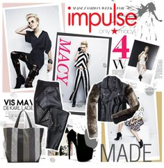 """Get Inspired with MADE Fashion Week for Impulse - only at Macy's"" by fashiontake-out on Polyvore"