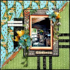 Delight - G45 Artisan Style - http://scraptravelbark.blogspot.com/2015/03/graphic-45-artisan-style.html