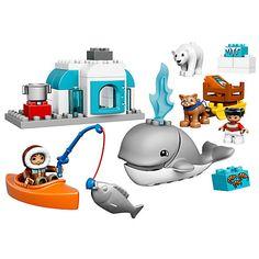 Buy LEGO DUPLO  Arctic Online at johnlewis.com