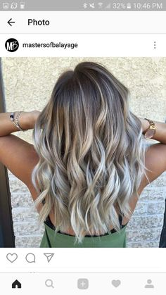 Exactly the color I want my hair
