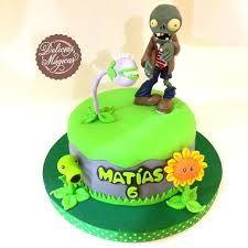 Resultado de imagen para cumpleaños tematico de plants vs zombies Zombie Birthday, Zombie Party, Birthday Cake, Plants Vs Zombies, Ideas Para Fiestas, Baby Shower, Desserts, Google, Food