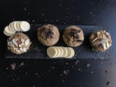 GLUTENFRIE SUNNE BANANMUFFINS Muffins, Muffin, Cupcake, Cupcake Cakes