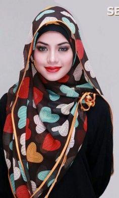 .Beautiful Hijab