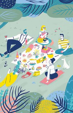 El Gusto on Behance