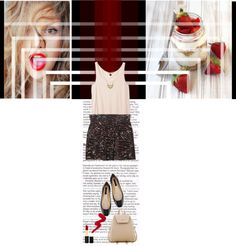 """""""Scarlett"""" by iolitte ❤ liked on Polyvore"""