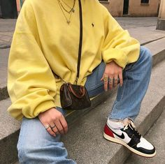 Aesthetic Fashion, Aesthetic Clothes, Look Fashion, Korean Fashion, Fashion Outfits, Mens Fashion, Urban Aesthetic, Aesthetic Outfit, Aesthetic Grunge