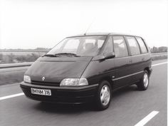 Renault Espace RT V6 - 9/1993