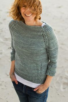 this just bumped to the top of my knitting list! @caro splityarn did (and always does) a great job photographing it. #sweater #knitting