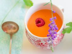Foodporn : 10 recettes de soupes froides pour rafraîchir votre été !