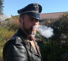 gay eugenics pipe smoker