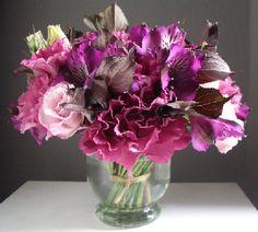 Sustainable Flower Arrangement from Gardenia Organic