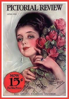 Cover Art from Pulp Magazines, Periodicals and Vintage Magazines from 1922 Art Nouveau, Art Deco, Magazine Illustration, Illustration Art, Vintage Illustrations, Vintage Cards, Vintage Postcards, Vintage Signs, Magazin Covers