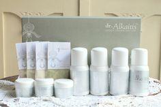 DR. ALKAITIS Holistic Organic Skin Care - Travel & Try Kit *ONCE UPON A CREAM Vegan Beauty Blog*