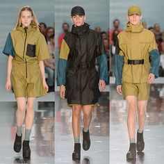 The Hunter Original Spring/Summer 2015 runway collection. www.hunterboots.com