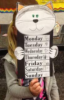 Christina's Kinder Blossoms: Cookie's Week Activities (Freebies)