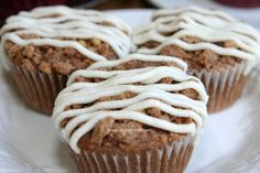 Vegan Cinnamon Crumble Coffee Cupcake(no recipe sadly)