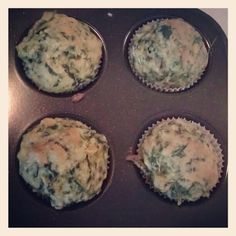 Spinach Carrot Muffins. Made these and we all loved them. I used more carrot than the recipe calls for and mostly almond extract with a little vanilla. Threw some chia seeds in too. Will be making again.