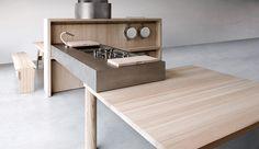 Convivio kitchen / Enzo Berti