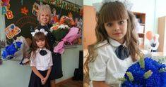 Самая красивая девочка в мире пошла в школу. Ее фото восхищают Сеть. Bolet, Girls Dresses, Flower Girl Dresses, Wedding Dresses, Fashion, Dresses Of Girls, Bride Dresses, Moda, Bridal Gowns