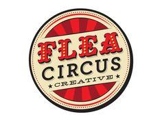 Flea Circus Logo Mockup B