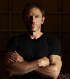 Daniel Craig: Muses, Cinematic Men | The Red List