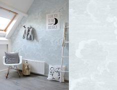 papier peint nuvolette bleu Cole & Son Fornasetti Nuvolette Clouds wallpaper