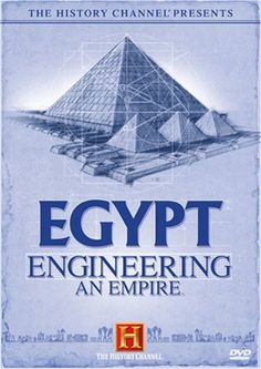 The History Channel Presents Egypt - Engineering an Empire A&E http://www.amazon.com/dp/B000H5U5T4/ref=cm_sw_r_pi_dp_y0aRub0468E02