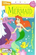 THE LITTLE MERMAID Ladybird Book Walt Disney Series Gloss Hardback 1994