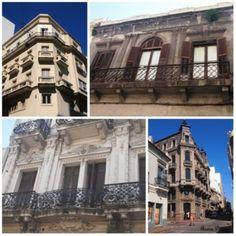 Edificios antiguos I