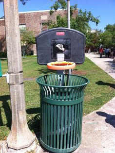 How to get people to stop littering..
