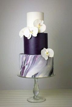 Featured Cake: Crummb; Wedding cake idea. #WeddingIdeasBoda