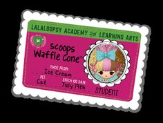 Scoop Waffle Cone