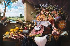 24 peintures étranges de Christian Rex van Minnen | Ufunk.net