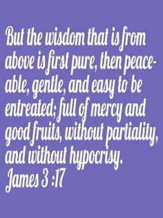 James 3 :1 7